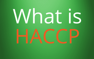 What is HACCP